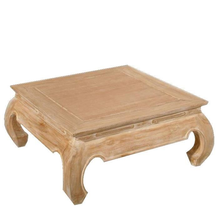 Table Opium 80 X 80Cm Diane - Achat / Vente Table Basse Table
