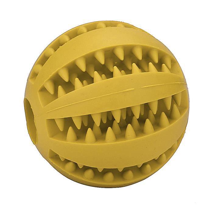 Boules Non-toxiques Durables De Jouet Chien Nettoyage Dent D'animal Familier Odontoprisis Pour La Formation Qinhig3533