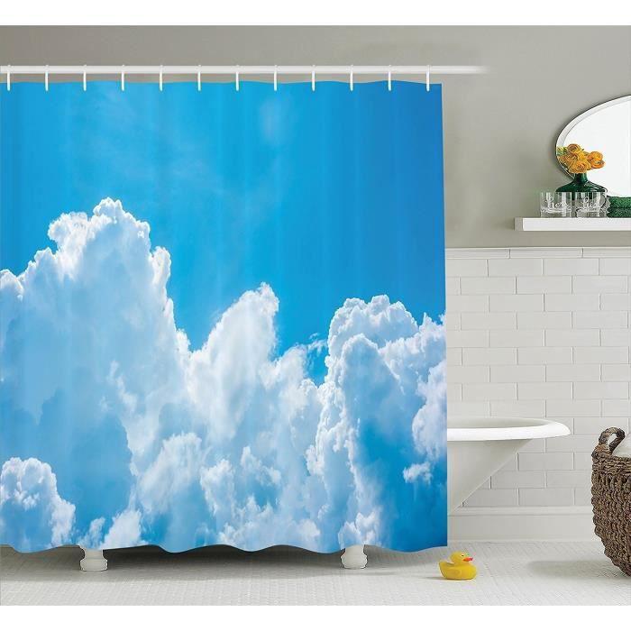 Rideau nuage - Achat / Vente pas cher