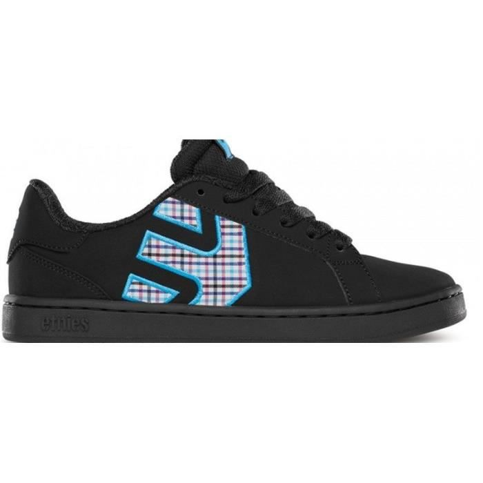 CHAUSSURES ETNIES FADER LS WO S BLACK BLUE