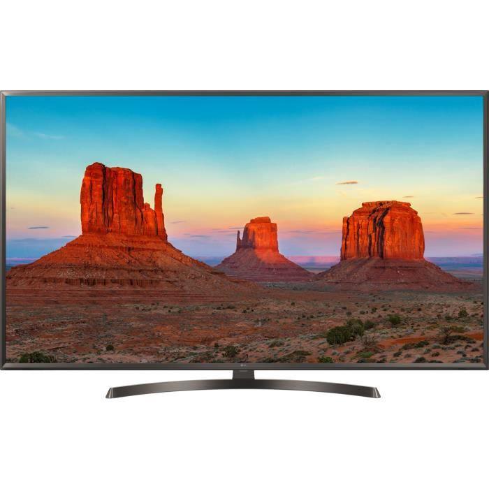 """Téléviseur LED LG 65UK6470PLC TV LED 4K UHD 164 cm (65"""") - SMART"""