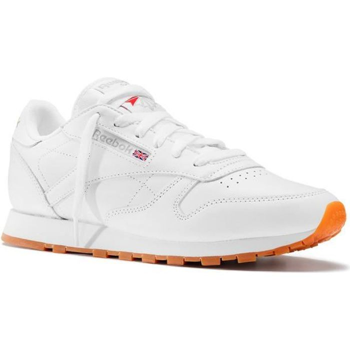 Chaussures femme Baskets Reebok Classics Classic Leather