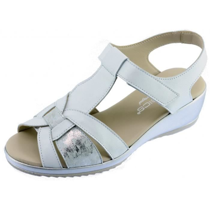 814348f48ee Chaqussures femmes sandales nu pied a scratch - Achat   Vente pas cher