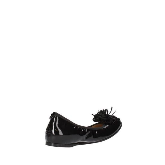 Verni Ag737 Chaussures Noir Femme Calpierre Ballerine 7t0q1FAntw b832a7e2e6c4