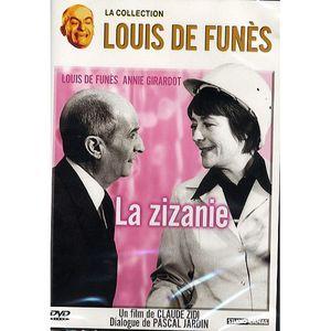 DVD FILM LA ZIZANIE