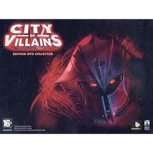 JEU PC CITY OF VILLAINS Edition Collector