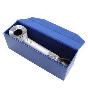 BOITE POUR ALIMENTATION Hair Dryer HD01 PU Leather Boite de rangement pour