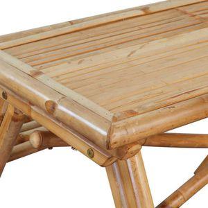 salon de jardin en bambou achat vente pas cher. Black Bedroom Furniture Sets. Home Design Ideas
