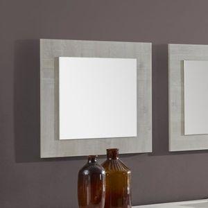 Miroir contemporain - Achat / Vente pas cher