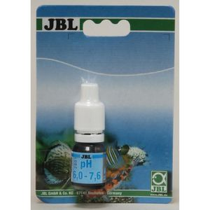 SOIN POUR ANIMAUX RECHARGE TEST PH 6,0-7,6 JBL