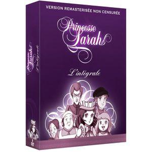 DVD DESSIN ANIMÉ Coffret de dessin animé Princesse Sarah - En DVD