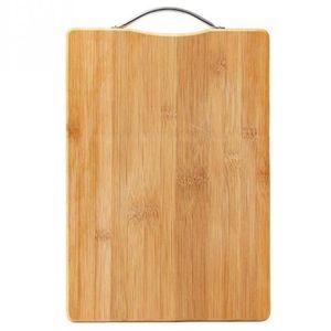 PLANCHE A DÉCOUPER Planche À Découper En Bambou Rectangulaire de Coup