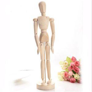 mannequin articule bois achat vente pas cher. Black Bedroom Furniture Sets. Home Design Ideas