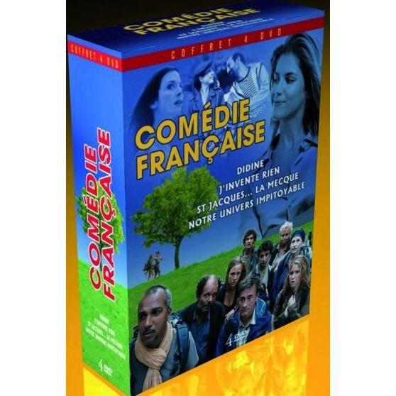 DVD FILM DVD Comédie francaise : Notre univers impitoyab...