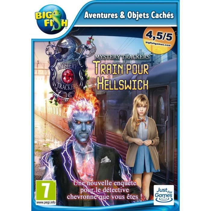 Mystery Trackers (11) Train pour Hellswich Jeu PC