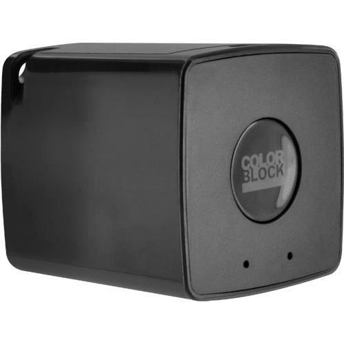 COLORBLOCK Mini enceinte sans fil - Noire