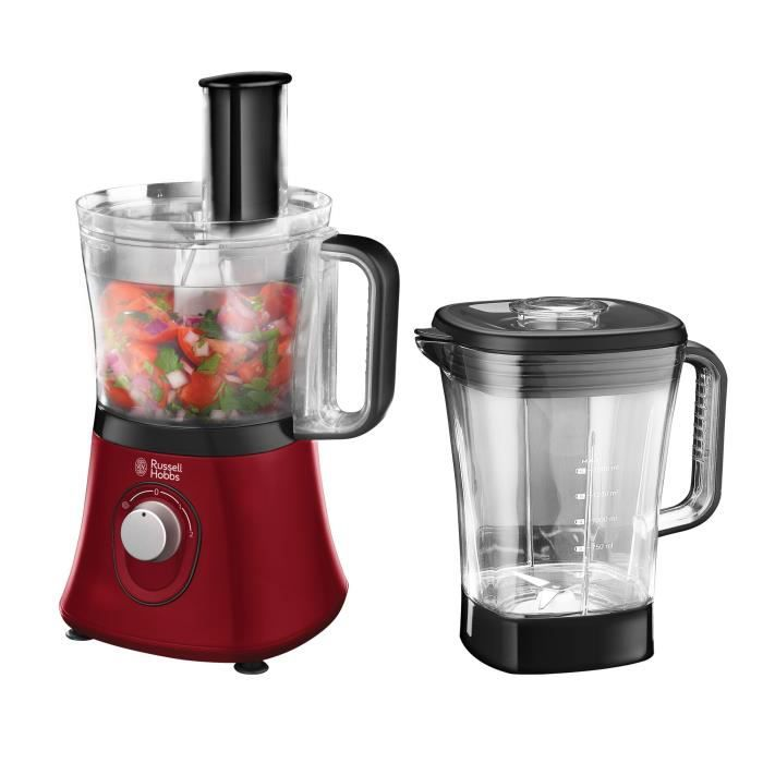 RUSSELL HOBBS Desire 19006-56 Robot multifonction – Rouge