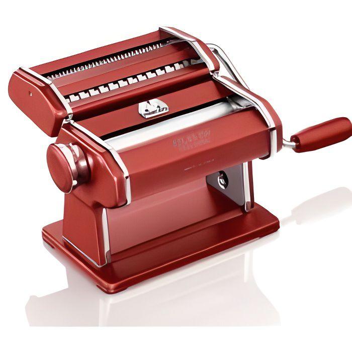 Machine à pâtes Atlas 150 Wellness Rouge Marcato - Achat / Vente ...