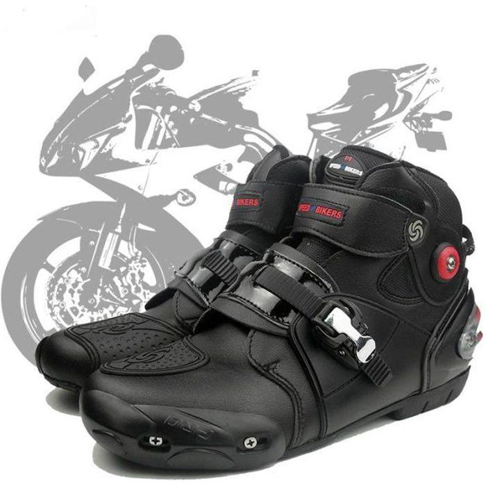 chaussure de moto achat vente chaussure de moto pas cher cdiscount. Black Bedroom Furniture Sets. Home Design Ideas