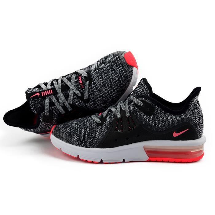 Air 001 Noir Basket 3 Max Noirgris Nike Fille Sequent Gs 922885 8OvNmyn0w