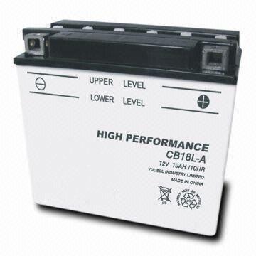 BATTERIE VÉHICULE Batterie moto 12V 20Ah TOPCAR C50-N18L-A