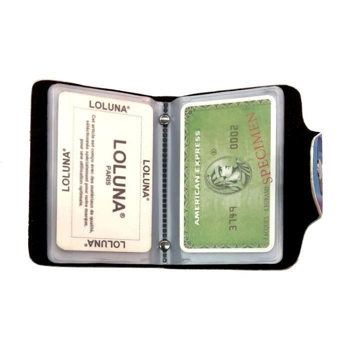 Bus Cartes Loluna® Carte Etui Fidélité À 52 Imprimé Chouette Arbre Jeux Mignon De Fantaisie Pour Porte Crédit 26 Original Ou SII4qC