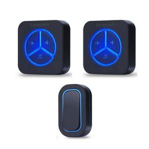 bouton poussoir sonnette 12v achat vente pas cher. Black Bedroom Furniture Sets. Home Design Ideas