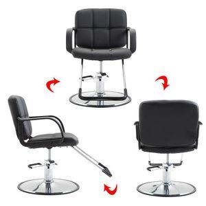 fauteuil coiffure achat vente pas cher. Black Bedroom Furniture Sets. Home Design Ideas