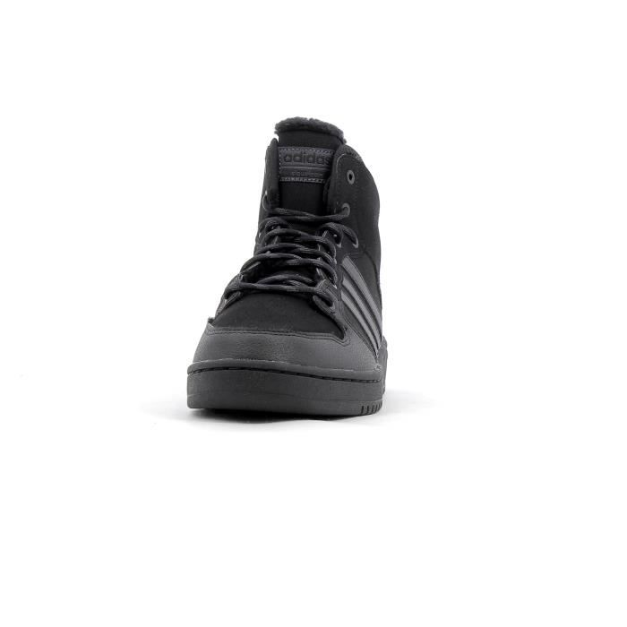 Baskets montantes Adidas Cloudfoam Hoops Mid Winter Homme