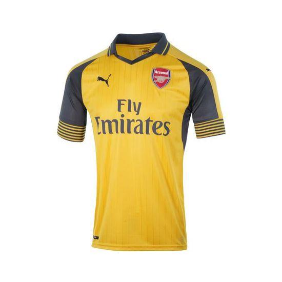 Maillot Arsenal Extérieur 2016/17 Junior Achat / Vente t shirt