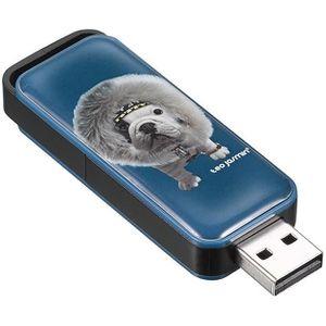 KEYOUEST Clé USB Téo Jasmin - Inuit - 16 Go