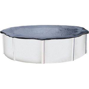 BÂCHE - COUVERTURE  bache d'hiver pour piscine hors sol de 3.60 à 4 m