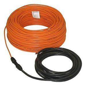 PLANCHER CHAUFFANT Plancher chauffant électrique Cable Kit 10 - 610W