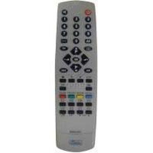 TÉLÉCOMMANDE TV Télécommande de remplacement pour SILVERCREST CT 2