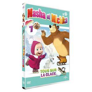 DVD FILM DVD - Masha Et Michka, Vol. 7 : Tous Sur La Glace