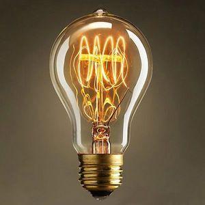 AMPOULE - LED Ampoule Edison Incandescence E27 40W 220V Rétro St