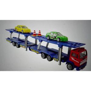camion transporteur voiture achat vente jeux et jouets pas chers. Black Bedroom Furniture Sets. Home Design Ideas