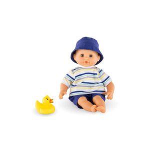 POUPÉE Corolle Mon Premier Bebe Bath Boy Doll DPY1W
