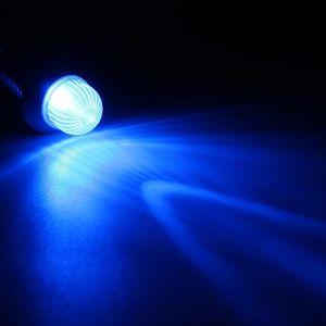 Eclairage interieur voiture lumiere led bleu - Achat / Vente pas cher