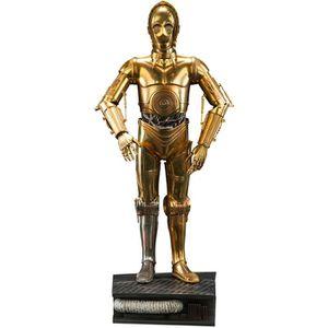 STATUE - STATUETTE Figurine de collection Sideshow Star Wars C-3PO Pr