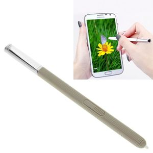 STYLET - GANT TABLETTE Or Pour Samsung Galaxy Note 4 / N910 Stylet Haute