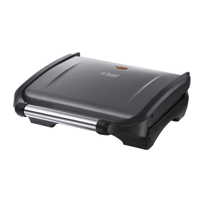 RUSSELL HOBBS Colours Plus 19922-56 Grill – Gris – 1600W - Gris