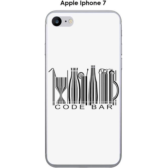 coque iphone 7 message