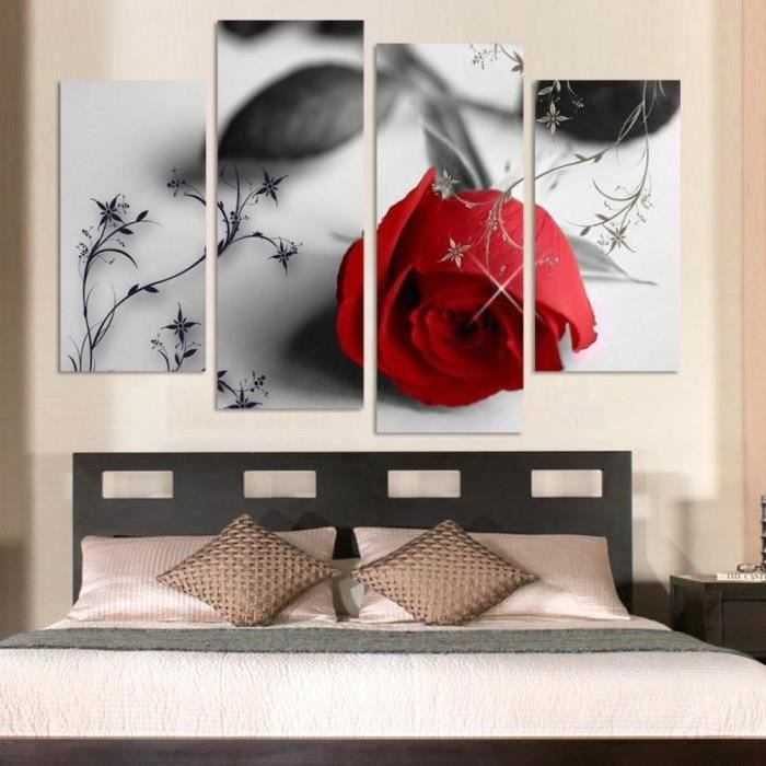Chambre A Coucher Moderne Rouge. Chambre Chambres Coucher Modernes ...