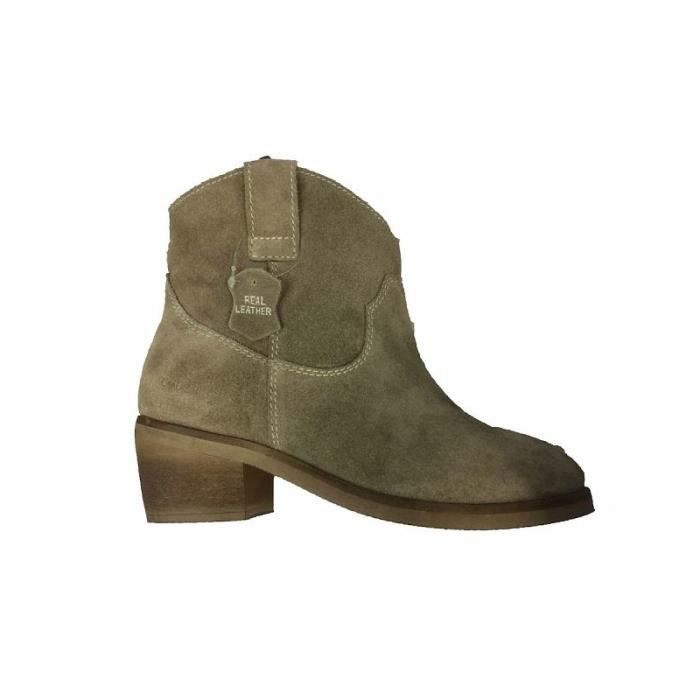 CHAUSSURE FEMME COOLWAY NATHA BEIGE