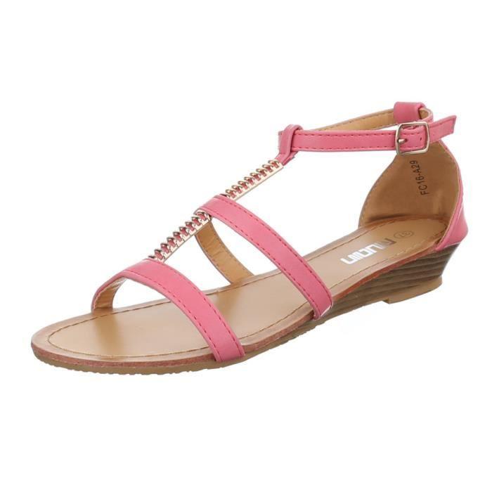 Femme sandale chaussure de Dianette faible Femme chaussure jIhT0aPy