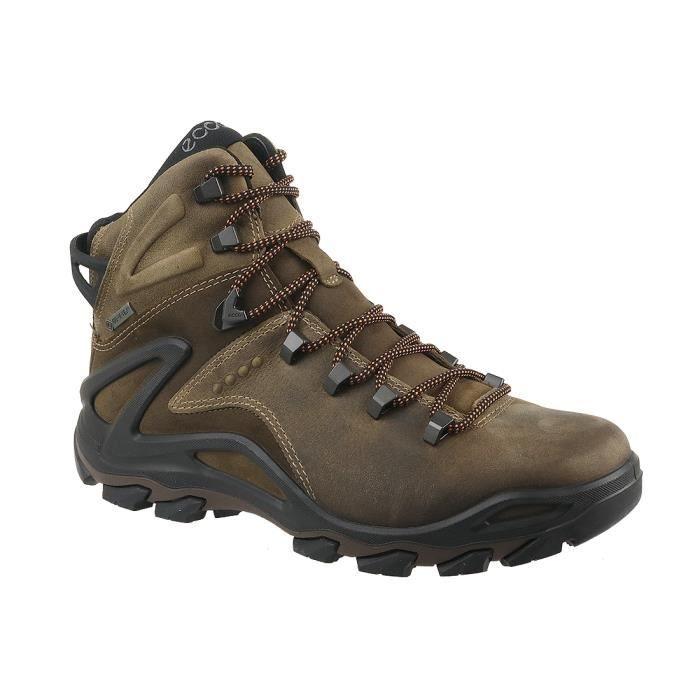 Ecco Terra Evo 82650458923 Homme Boots Brun