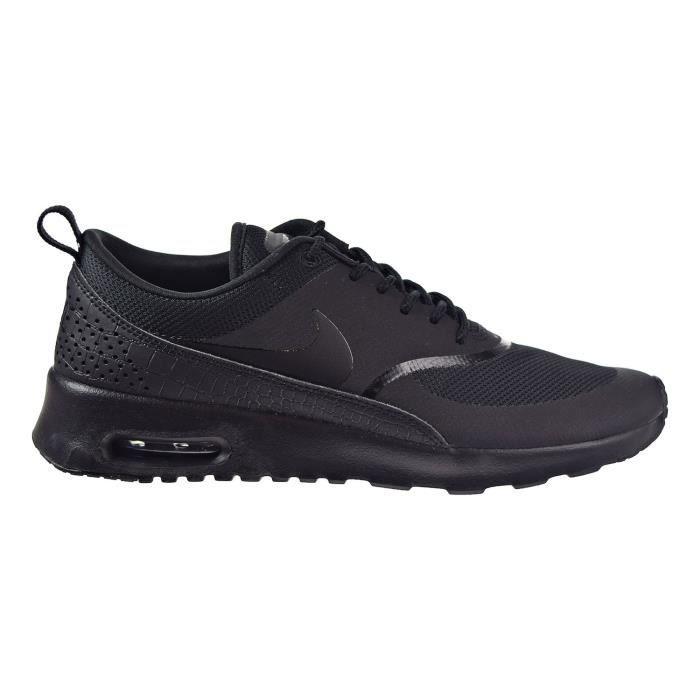 BASKET Nike baskets air max thea pour femme noir - noir 5