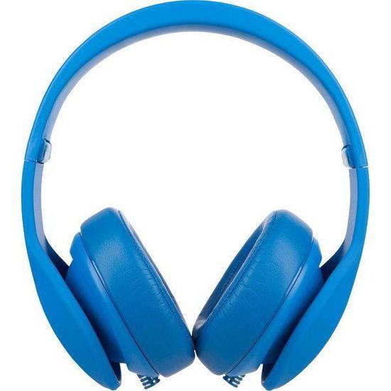 Casque téléphone Monster Adidas Originals bleu - casque - écouteurs, avis et prix pas cher - Cdiscount