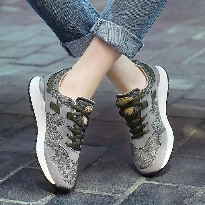 Basket Chaussures de sport décontractées pour femmes H4M9z5